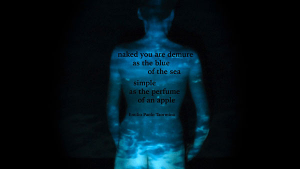 naked you are …