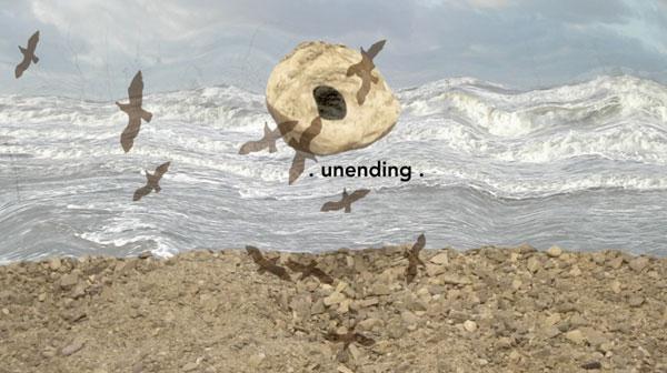 . unending .