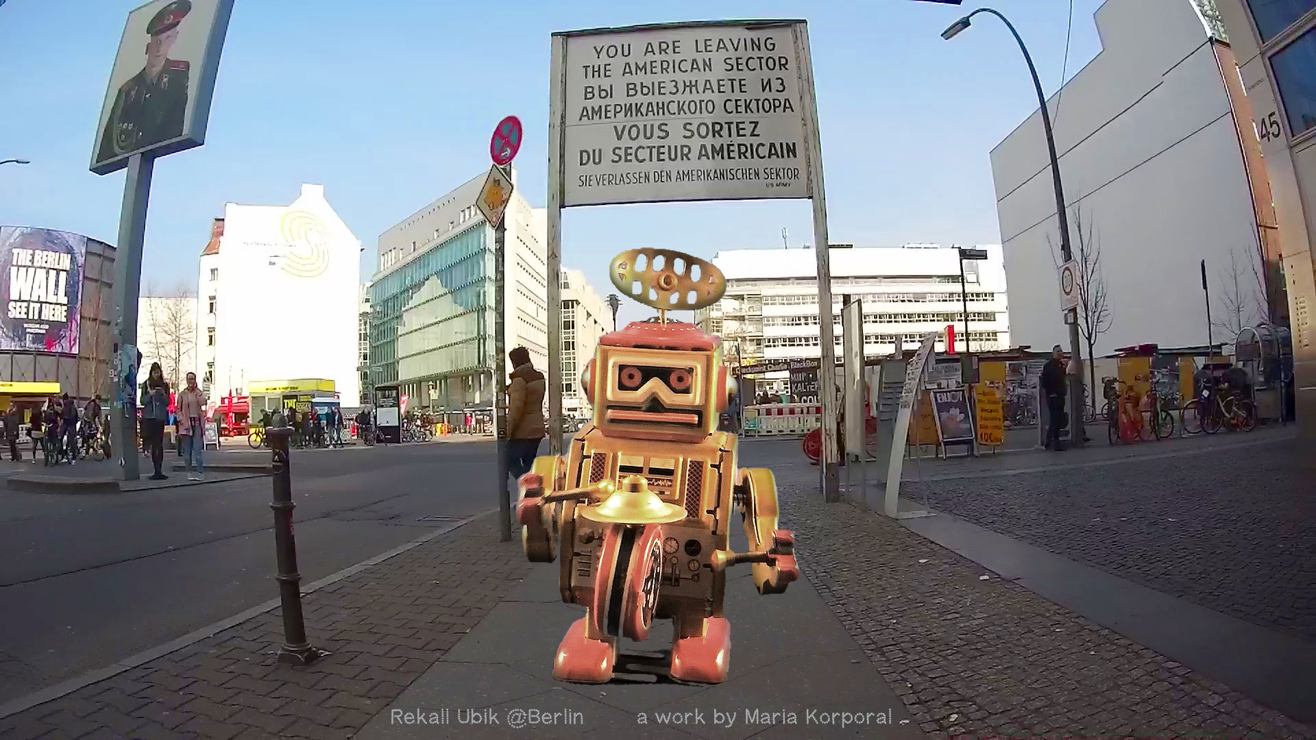 Rekall Ubik @Berlin