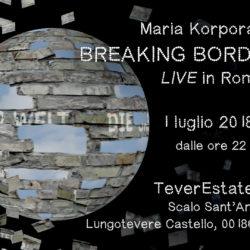 Breaking Borders LIVE in Rome