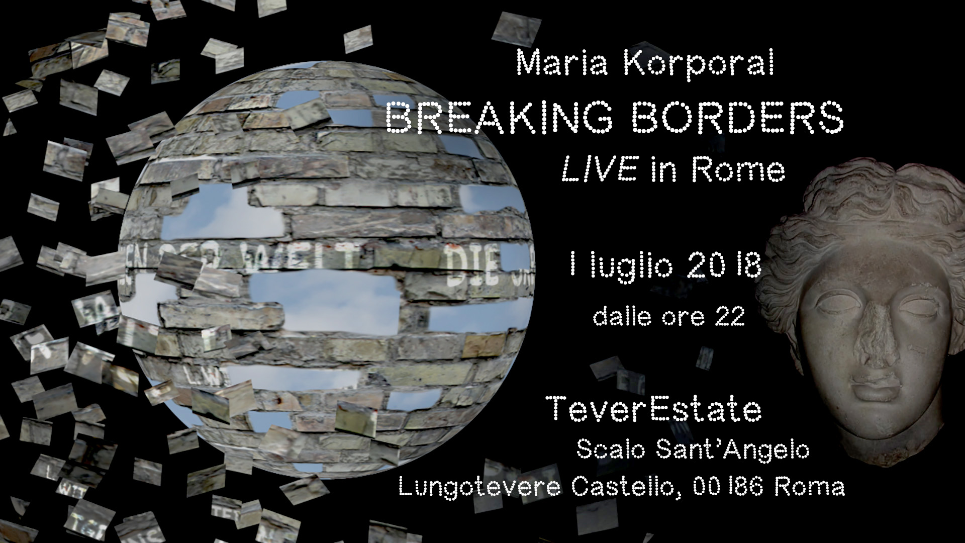 Breaking Borders LIVE in Rome