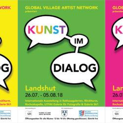 Kunst im Dialog