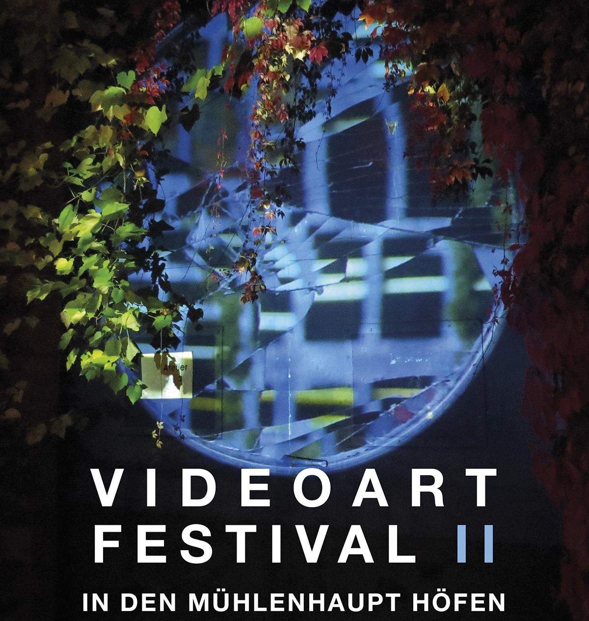 VideoArtFestival II in den Mühlenhaupthöfen 2018