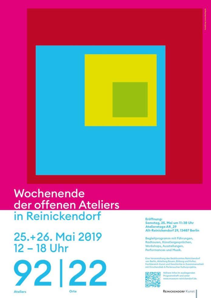 Wochenende der offenen Ateliers Reinickendorf