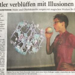 36. Neuenburger Kunstwoche & Breatheartheatre