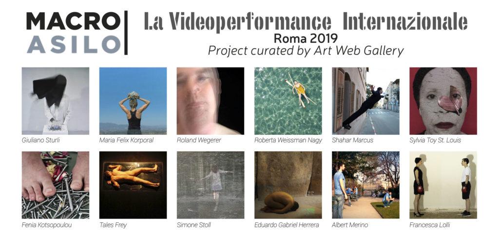 La Videoperformance Internazionale